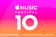 Apple's Annual Music Festival Comes to An End