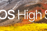 Apple Release macOS High Sierra Supplemental Update to Boost Security and Stability
