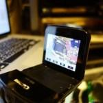 置き撮りVideoカメラ iVIS miniがやってきた!いざ開封の儀といきます