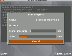 input-connection-scanning