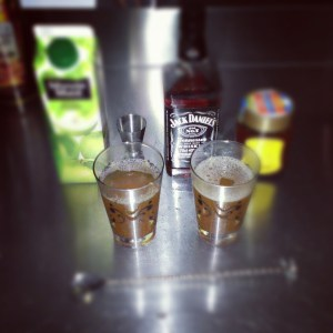 whiskey winter punch