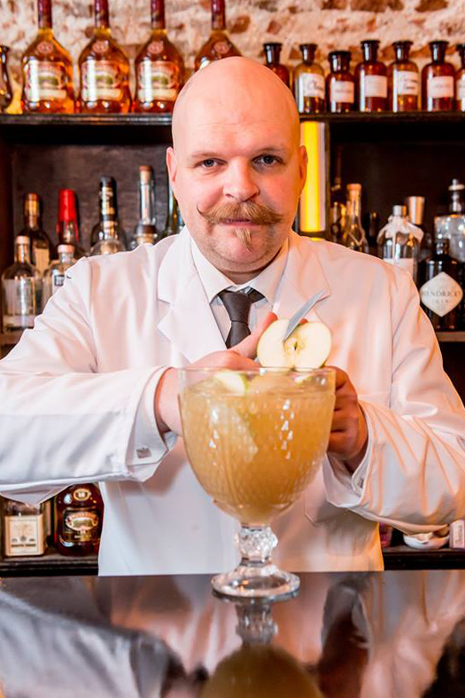 2015 Appleton Estate Punch Bar : Steve Okhuysen