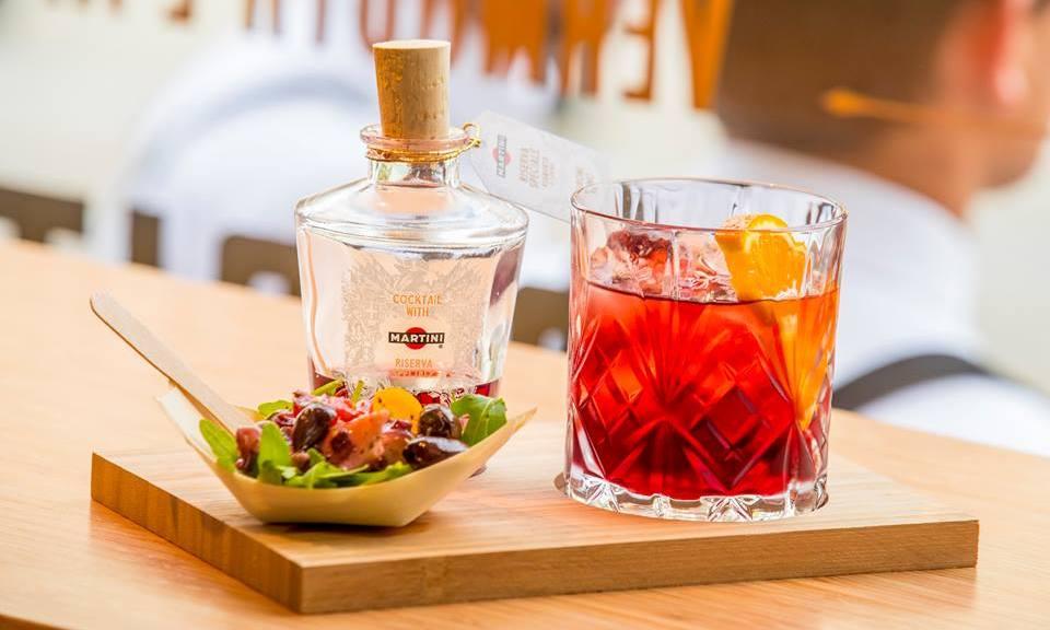 Martini Terrazza Cocktail