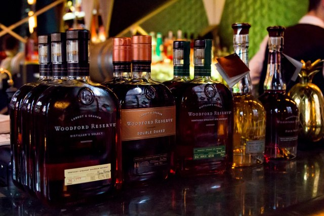 Woodford Reserve Line-up