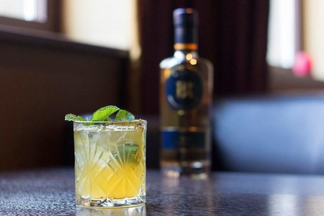 Modern Rum Punch