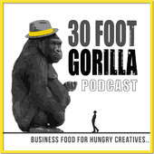30 foot gorilla podcast shah turner