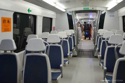 Delhi Metro Airport Express