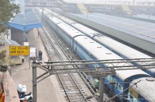 New Delhi Railway Staion