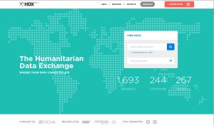 Humanitarian Data Exchange