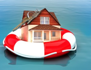 canstockphoto14640424 house floating