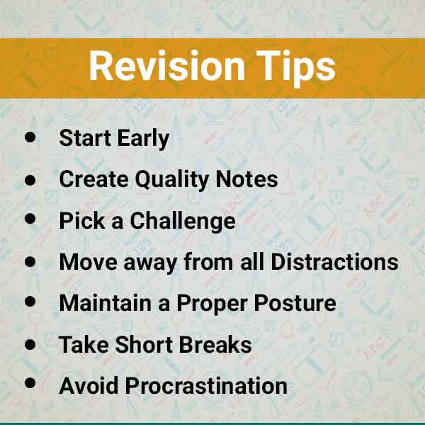 Best Revision Tips for Exams - OnlineTyari Blog