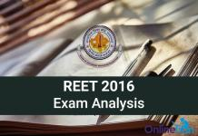 REET-Exam-Analysis-2016