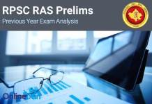 RPSC RAS Exam Analysis of Prelims Examination 2012