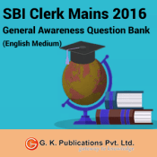 SBI Clerk Mains General Awareness Question Bank