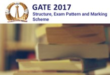 GATE Exam Pattern 2017, New Structure & Marking Scheme