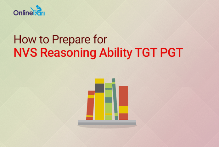 How to Prepare for NVS Reasoning Ability TGT PGT