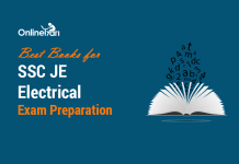 Best Books for SSC JE Electrical Exam Preparation