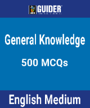 General Knowledge 500 MCQs