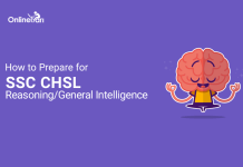 How to prepare SSC CHSL Reasoning