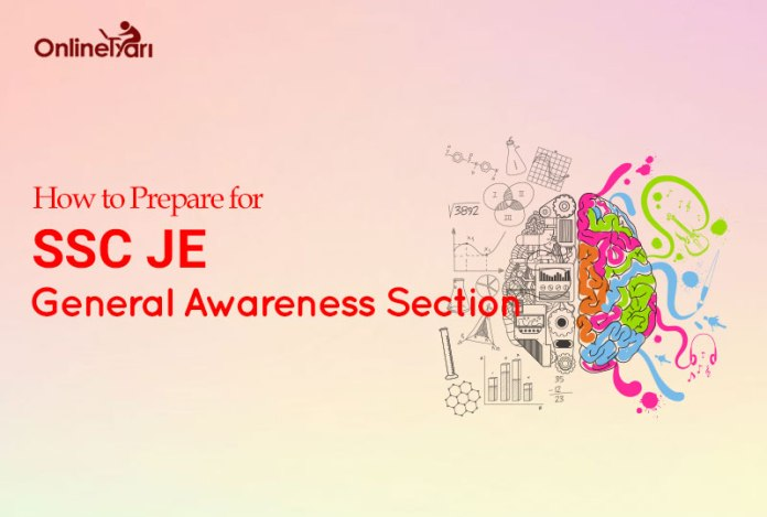 How to Prepare for SSC JE General Awareness Section