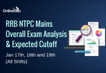 RRB NTPC Overall Exam Analysis