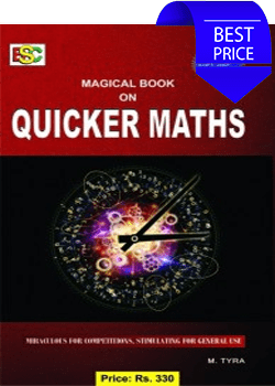 Magical Book on Quicker Maths