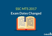 SSC MTS Exam Dates Changed: Check Official Notice Here