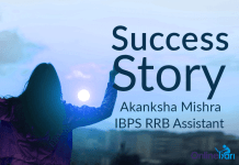 IBPS RRB Assistant Success Story: Akanksha Mishra