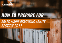 How to Prepare for SBI PO Mains Reasoning Ability & Computer Aptitude Section 2017
