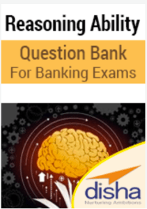 Reasoning Ability Question Bank for Banking Exams
