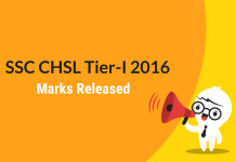 SSC CHSL Tier 1 Marks Released: Check your Score (Zone-wise)