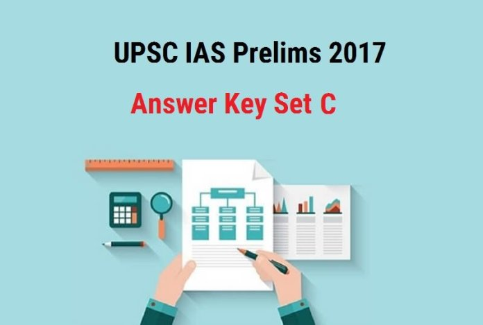 UPSC IAS Prelims 2017 Answer Key Set C |Compare your answers