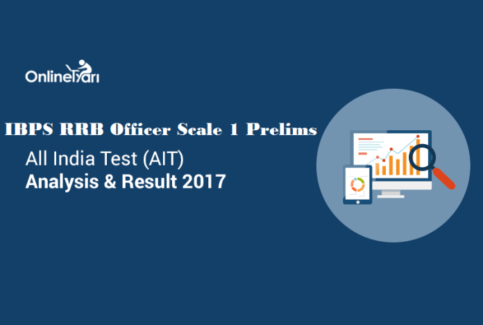 IBPS RRB Officer Prelims All India Test Analysis & Result | 2 September