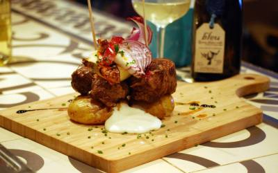 The Best Tapas in Seville