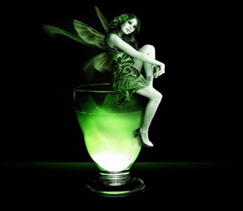 Absinth in Barcelona