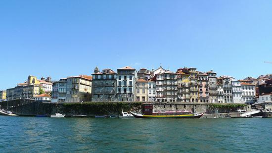 Die Altstadt von Porto