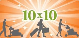 10% Rabatt auf alle Appartments