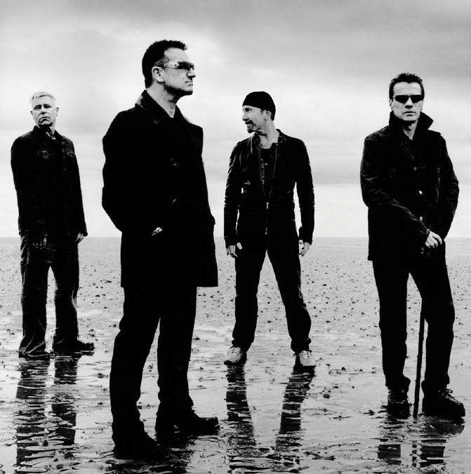 U2-Konzert in Barcelona