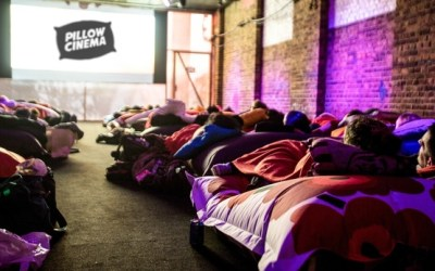 Pillow Cinema y Hot Tub Cinema en Londres