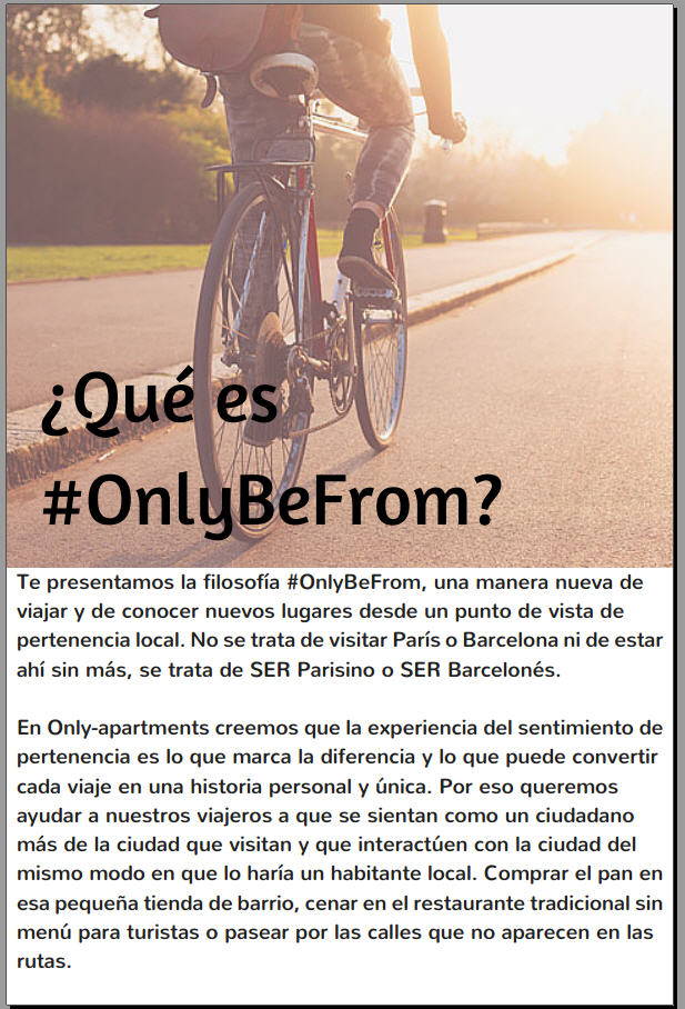 que es onlybefrom