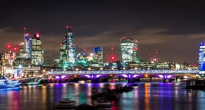 Nochevieja: Londres vs. Nueva York
