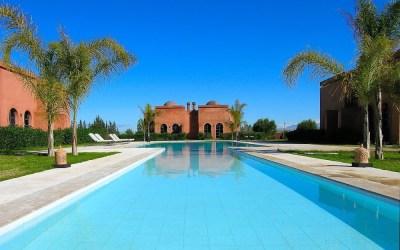 Verano azul: apartamentos con piscina