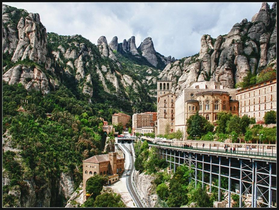 Montserrat - Gite fuori porta da Barcellona