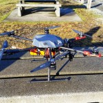 a UAV from Kaizen Kinetics Inc.