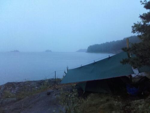 Day 14: Granholmen- Sandö – Paraisten Portti- Högholmen