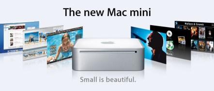 MacMini Intel based