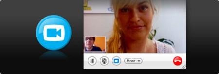 Skype with Video for Mac