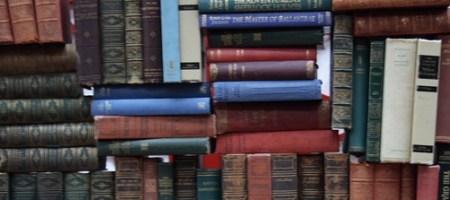 Livros Convent Garden