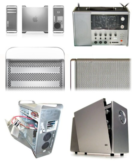 T1000 radio vs PowerMac G5 and Mac Pro