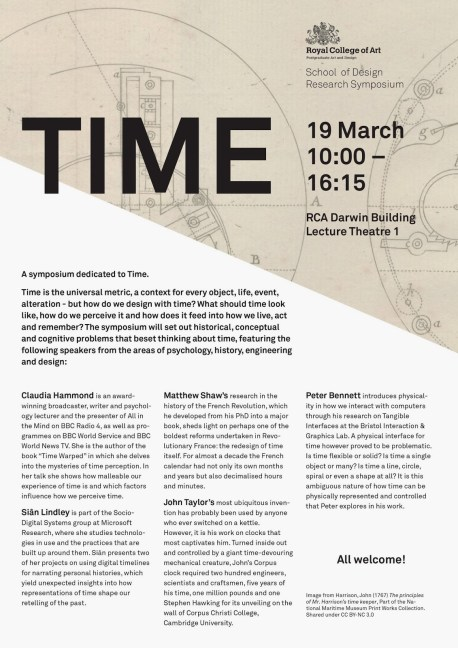 RCA-Symposium-on-Time-and-Design-19-March-flyer